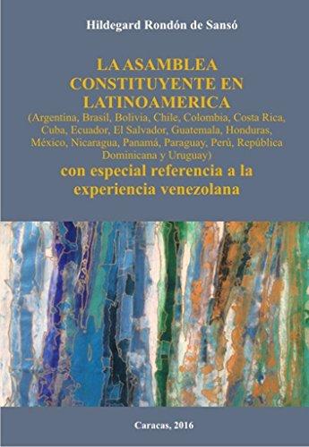 La asamblea constituyente en latinoamerica con especial referencia la asamblea constituyente en latinoamerica con especial referencia a la experiencia venezolana spanish edition fandeluxe Gallery