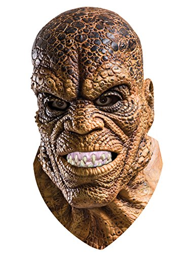 Rubie's Costume Co Suicide Squad Killer Croc Overhead Latex Mask, Multi, One Size -