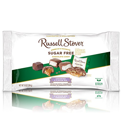 Russell Stover Sugar-Free Laydown Bag, 10 Ounce