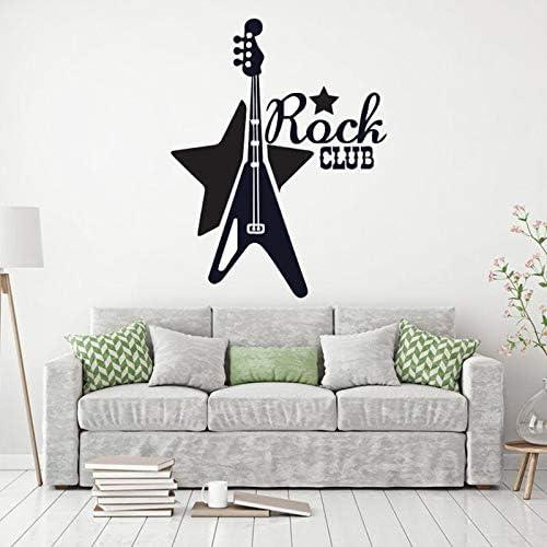 ganlanshu Rock Club Etiqueta de la Pared música melodía Nota ...