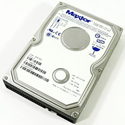 MAXTOR 6Y120P0 DOWNLOAD DRIVERS