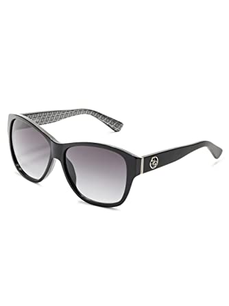 d585f99335a10 GUESS Women s Roxanne Plastic Square Sunglasses at Amazon Women s Clothing  store