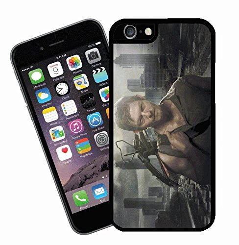 Walking Dead Daryl - This cover will fit Apple model iPhone 7 (not 7 plus) - By Eclipse Gift Ideas