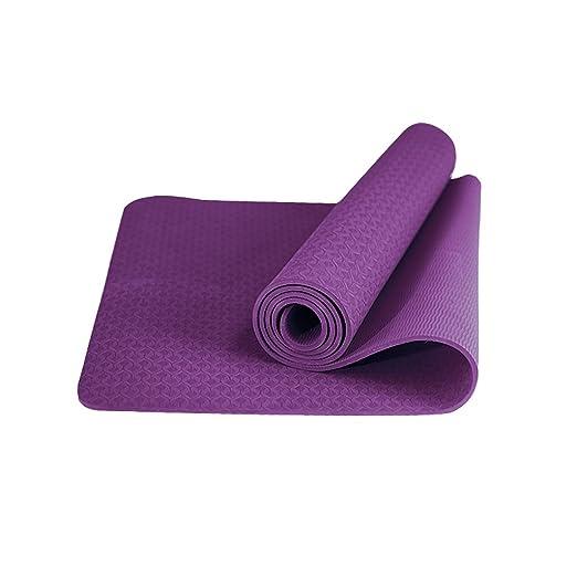 Estera Yoga Cómodas alfombras de Yoga, Que ensanchan ...