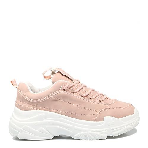 Zapatilla Mujer Coolway Shila Pink, 67227-41: Amazon.es: Zapatos y complementos