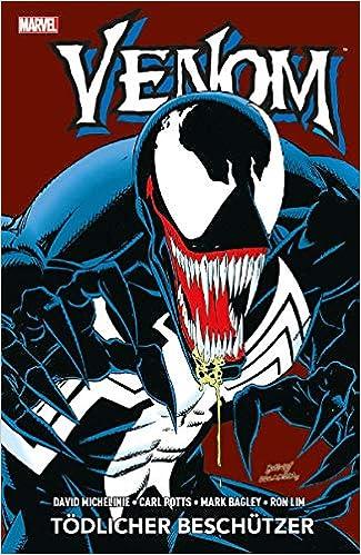 Venom: Tödlicher Beschützer: Amazon.es: Michelinie, David ...