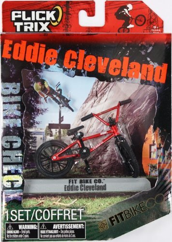 Flick Trix - Eddie Cleveland - Fit Bike Company by Spin Master