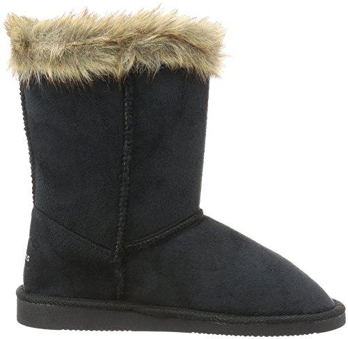 Canadians Boots, Botines para Mujer Negro - Schwarz (000 BLACK)