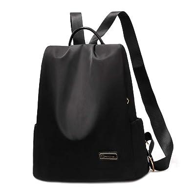 Women Backpack PU Leather Travel Rucksack Ladies Shoulder Bag Waterproof UK