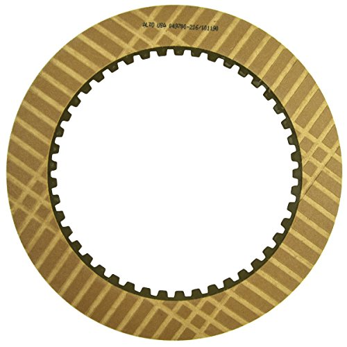 Alto 049700-216-CAT2 Friction Clutch Plate. Replaces Caterpillar: 9W-1735