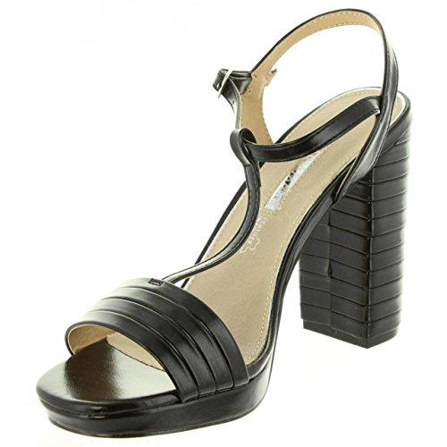 Mare Negro 67116 Maria Pour C40335 Femme Sandales Rda7wp