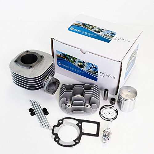 Suzuki Cylinder Head - 1