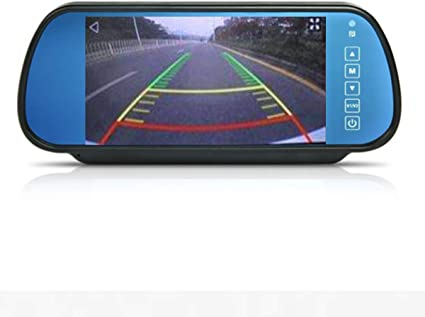 Cocar 7 Zoll Auto Pkw Rückspiegel Display Monitor Lcd Elektronik