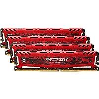 Ballistix Sport LT BLS4K4G4D240FSE 16GB Desktop Memory