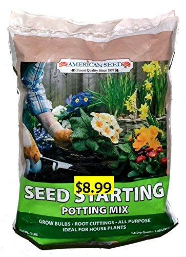 Potting Soil Mixes (Seeds Starting Potting Mix American Spring Garden Soil)