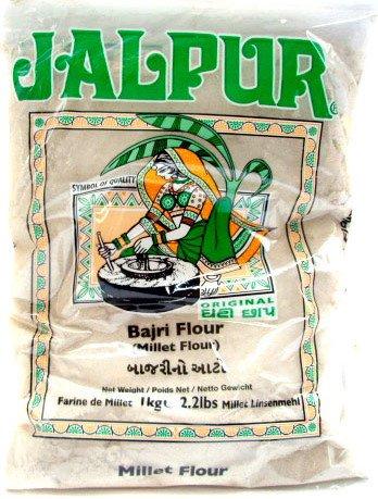 Jalpur Bajri (Millet) Flour - 2 lb