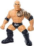 WWE 3 Count Crushers The Rock Figure