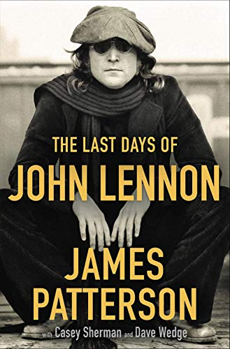 Book Cover: The Last Days of John Lennon