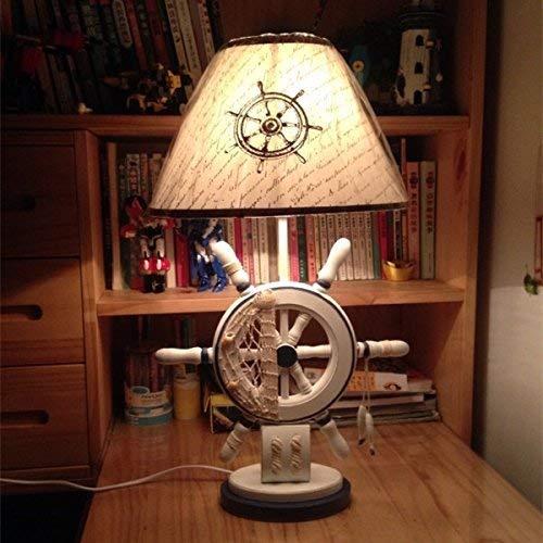 Table Lamps Home Tischlampe-Lampe kreativ stilvoll d einfache kontinentale Persönlichkeit Persönlichkeit Persönlichkeit Kinderzimmer Nachttischlampen B07P7JN9L2   Ausgezeichnet (in) Qualität  926f07