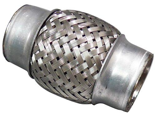 1.5 X 4 Stainless Steel Downpipe Exhaust Muffler Flex Pipe