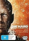 Die Hard 1, 2 & 3 / Die Hard 4.0 / A Good Day to Die Hard | 5 Discs | NON-USA Format | PAL | Region 4 Import - Australia