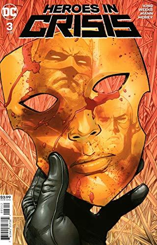 Heroes In Crisis #3 / 2nd Printing Variant (DC, 2019) NM