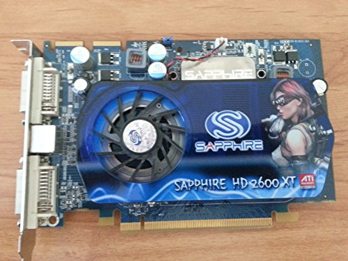 SAPPHIRE 100219L Sapphire Radeon HD 2600XT Graphics Card ATi Radeon HD 2600 XT (Computer Ati Radeon Hd 2600xt)