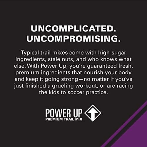 Power Up Trail Mix, Protein Packed Trail Mix, Non-GMO, Vegan, Gluten Free, Keto-Friendly, Paleo-Friendly, No Artificial Ingredients, Gourmet Nut, 14 oz Bag 6