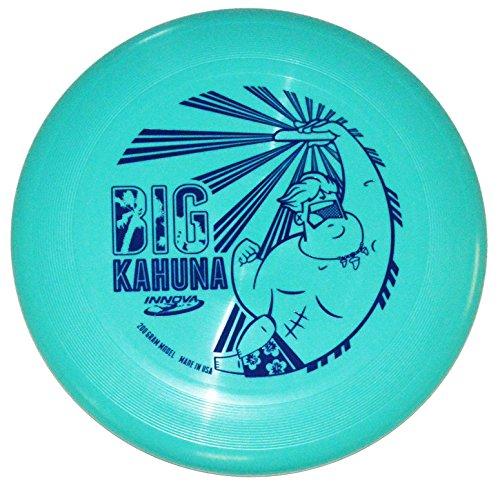 Innova Big Kahuna Heavyweight Wind-Resistant Flying Disc 200g (Dude) by Innova