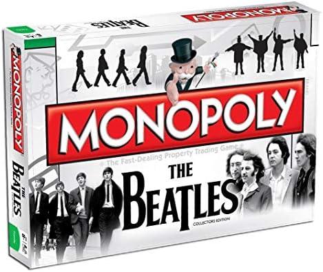 The Beatles Monopoly: Edición de coleccionista: Amazon.es: Juguetes y juegos