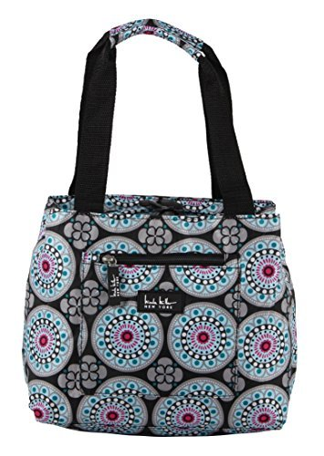 nicole-miller-of-new-york-insulated-lunch-cooler-kaleidoscope-black-11-lunch-tote