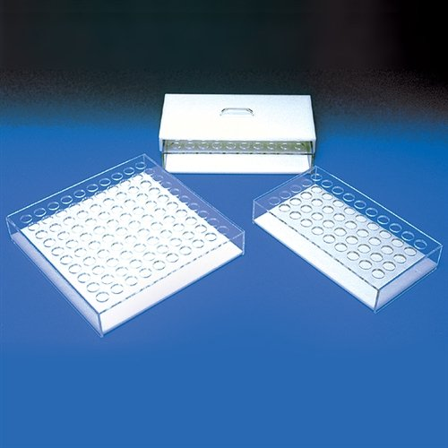 Sample Cup Rack, 100 Place, case/12