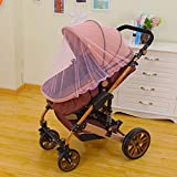 Forart Baby Mosquito and Bug Nets for Strollers, Baby Stroller Mosquito Net Full Insect Cover Carriage Kid Foldable Kids Netting Durable