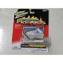 Johnny Lightning Street Freaks Kustomized Lincoln Futura No. 10 White