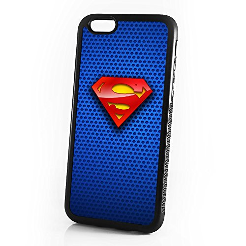 ( For iPhone 5 5S / iPhone SE ) Phone Case Back Cover - HOT5377 Superman Super Hero
