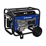 Westinghouse WGen3600 Portable Generator - 3600 Rated Watts & 4650 Peak Watts - Gas Powered - CARB Compliant