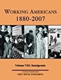 Working Americans 1880-2007, Scott Derks, 1592371973