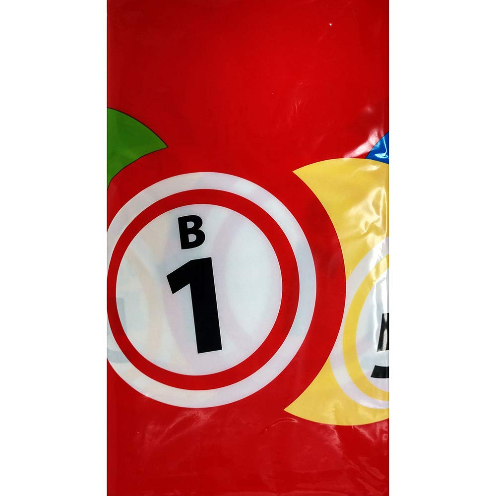 Fundraisers Bingo Themed Events Blue Orchards Bingo Tablecovers 2 Bingo Get-Togethers Church Parties