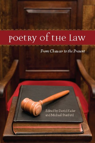 Poetry of the Law: From Chaucer to the Present