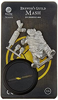 Steamforged Games Guild Ball Brewer Mash Kit by Lion Rampant Imports Ltd