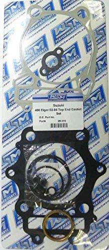 Suzuki ATV Top End Gasket Kit Model 400 Eiger 2002-2007 WSM 29-416