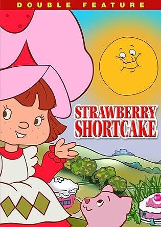 Amazon Com Strawberry Shortcake Double Feature The Wonderful World Of Strawberry Shortcake Strawberry Shortcake In Big Apple City Bob Holt Movies Tv