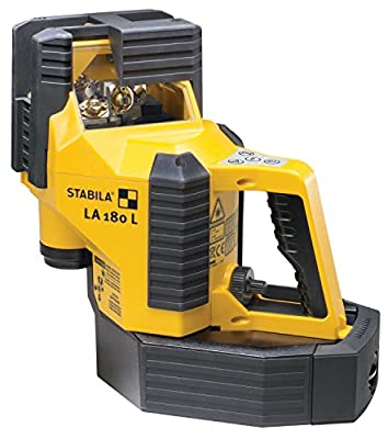 Stabila 02090 LA90L Multi-Line Laser by Builders World Wholesale Distribution