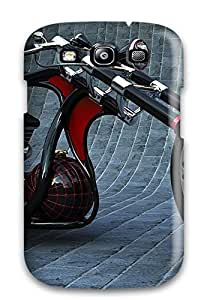 Hot DAZEifQ16843BidXY Case Cover Protector For Galaxy S3- Motorcycle