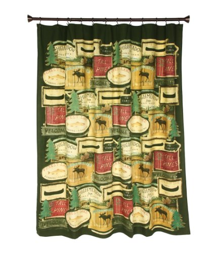 Avanti Rather Fishing Collection Curtain
