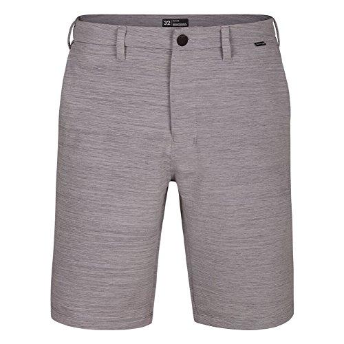 Hurley Men's Dri-Fit Cutback Walkshorts Wolf Grey 31 10