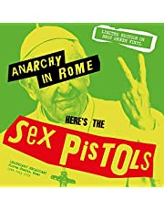 Anarchy in Rome (Limited Edition on Snot Green Vinyl)