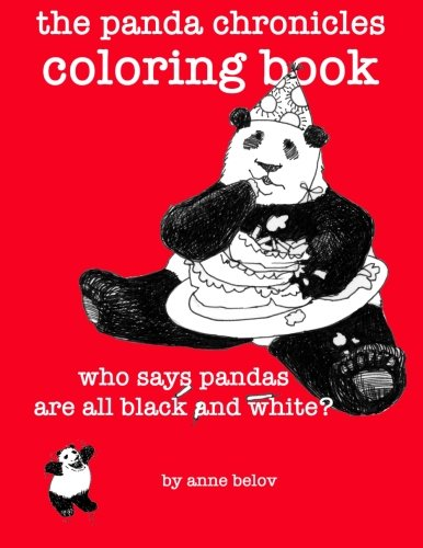 Download The Panda Chronicles Coloring Book PDF