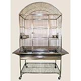 Avian Adventures Mediana Dometop Bird Cage, My Pet Supplies