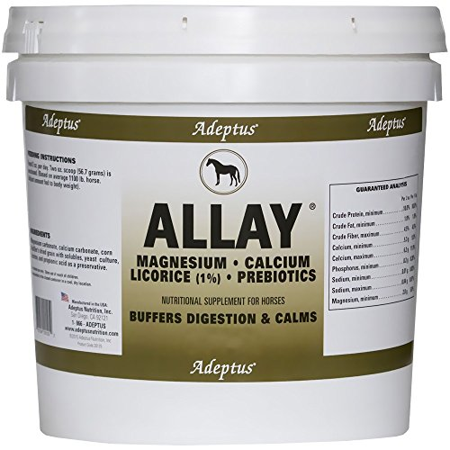Adeptus Nutrition Allay EQ Joint Supplements, 20 lb./12 x 12 x 12'' by Adeptus Nutrition
